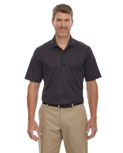 Carbon 456 Extreme Eperformance™ Men's Stride Jacquard Polo