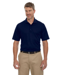 Classic Navy 849 Extreme Eperformance™ Men's Stride Jacquard Polo