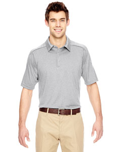 Light Grey 443 Eperformance™ Men's Fluid Mélange Polo