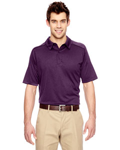 Mulbry Purpl 449 Eperformance™ Men's Fluid Mélange Polo
