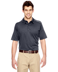 Carbon 456 Eperformance™ Men's Fluid Mélange Polo