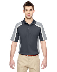 Carbon 456 Men's Eperformance™ Strike Colorblock Snag Protection Polo