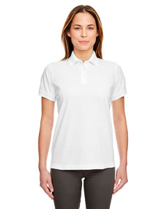 White Ladies' Classic Piqué Polo