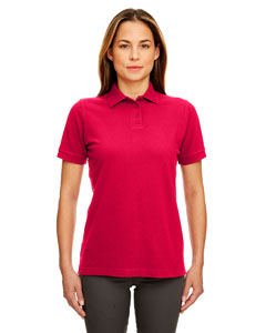 Red Ladies' Classic Piqué Polo
