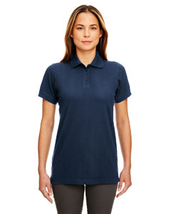 Navy Ladies' Classic Piqué Polo