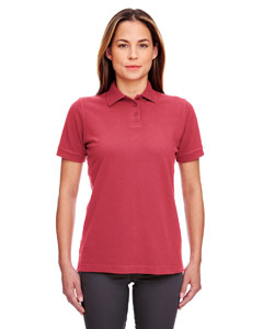 Cardinal Ladies' Classic Piqué Polo