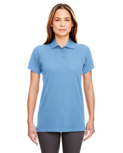 Cornflower Ladies' Classic Piqué Polo