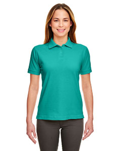Jade Ladies' Classic Piqué Polo