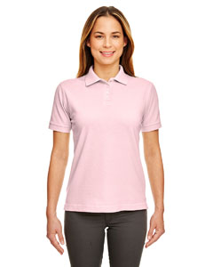 Pink Ladies' Classic Piqué Polo