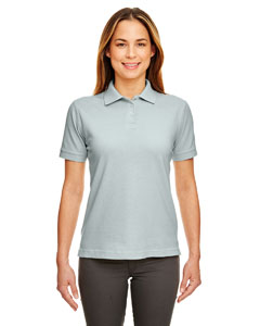 Silver Ladies' Classic Piqué Polo