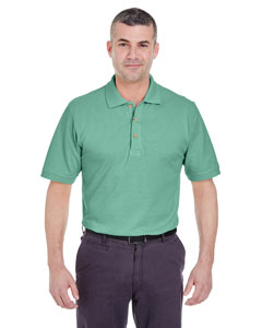 Leaf Men's Classic Piqué Polo