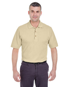 Putty Men's Classic Piqué Polo