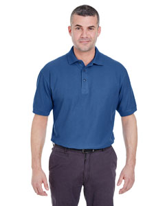 Indigo Men's Whisper Piqué Polo