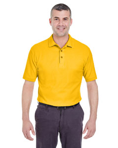 Gold Men's Whisper Piqué Polo