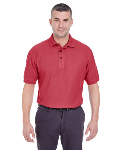 Cardinal Men's Whisper Piqué Polo