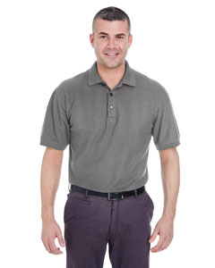 Graphite Men's Whisper Piqué Polo