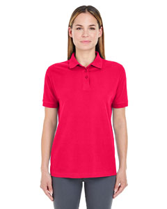 Red Ladies' Whisper Piqué Polo