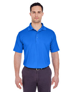 Royal Men's Cool & Dry 8 Star Elite Performance Interlock Polo
