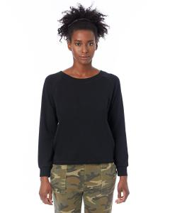 True Black Ladies' Lazy Day Pullover