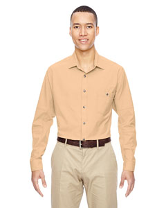 Stone 019 Men's Excursion Utility Two-Tone Performance Shirt