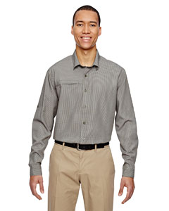 Dk Oakmoss 487 Men's Excursion F.B.C. Textured Performance Shirt