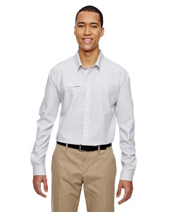 Cryst Qrtz 695 Men's Excursion F.B.C. Textured Performance Shirt