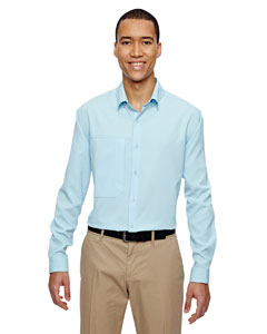 Crystl Blu 671 Men's Excursion Concourse Performance Shirt