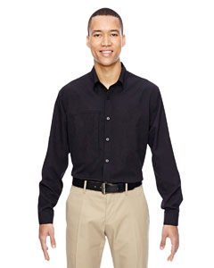 Black 703 Men's Excursion Concourse Performance Shirt