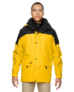 Sun Ray 720 Men's 3-in-1 Two-Tone Parka