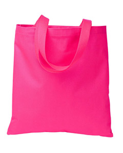 Hot Pink Madison Basic Tote