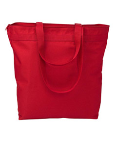 Red Melody Large Tote