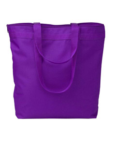 Purple Melody Large Tote