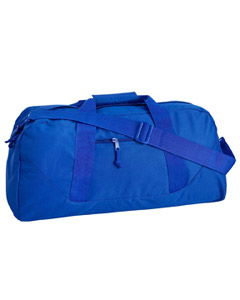 Royal Game Day Large Square Duffel