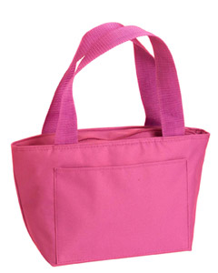 Hot Pink Simple and Cool Cooler