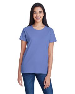 Violet Women's Fashion Ringspun T-Shirt