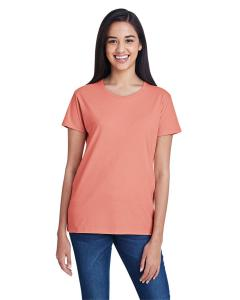 Terracotta Women's Fashion Ringspun T-Shirt