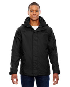 Black 703 Men's 3-in-1 Jacket