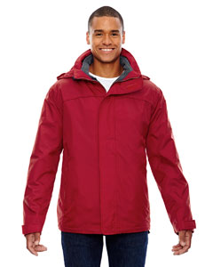 Molten Red 751 Men's 3-in-1 Jacket