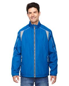 Nauticl Blue 413 Men's Endurance Lightweight Colorblock Jacket