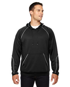 Black 703 Pivot Performance Fleece Hoodie