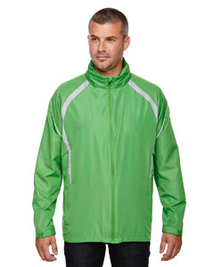 Valley Green 448 Men's Sirius Lightweight Jacket with Embossed Print