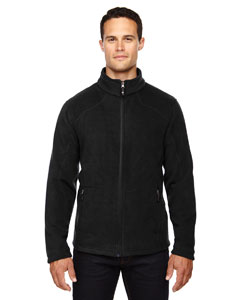 Black 703 Men's Tall Voyage Fleece Jacket