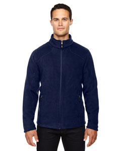 Classic Navy 849 Men's Tall Voyage Fleece Jacket