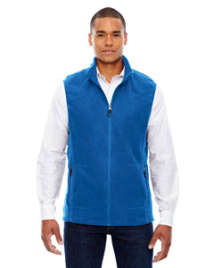 True Royal 438 Men's Voyage Fleece Vest