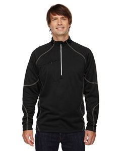 Black 703 Men's Catalyst Performance Fleece Half-Zip