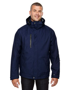 Classic Navy 849 Men's Caprice 3-in-1 Jacket with Soft Shell Liner