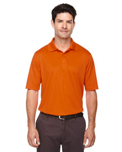 Campus Orng 470 Men's Origin Performance Piqué Polo