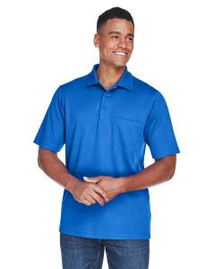 True Royal Men's Origin Performance Pique Polo with Pocket