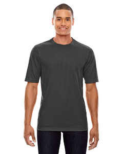 Carbon 456 Men's Pace Performance Piqué Crew Neck