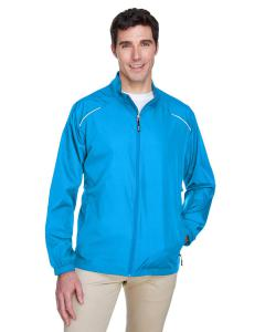 Electric Blue Men's Motivate Unlined Lightweight Jacket